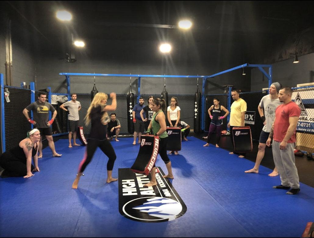 Aurora Martial Arts Classes at High Altitude Martial Arts